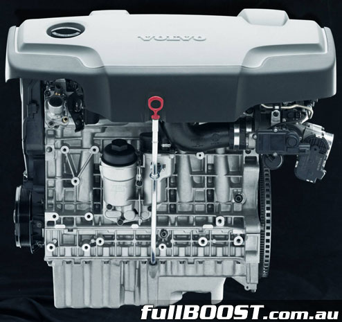 volvo reveals  generation  cylinder  diesel engine
