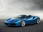 The Ferrari 488 Spider