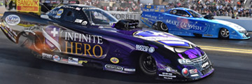 Beckman Wins All-Mopar Final to Complete Dominating Performance at NHRA Sonoma Nationals